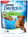 Nestle Purina DentaLife для собак крупных пород. Для ухода за полостью рта