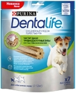 Nestle Purina DentaLife для собак мелких пород. Для ухода за полостью рта